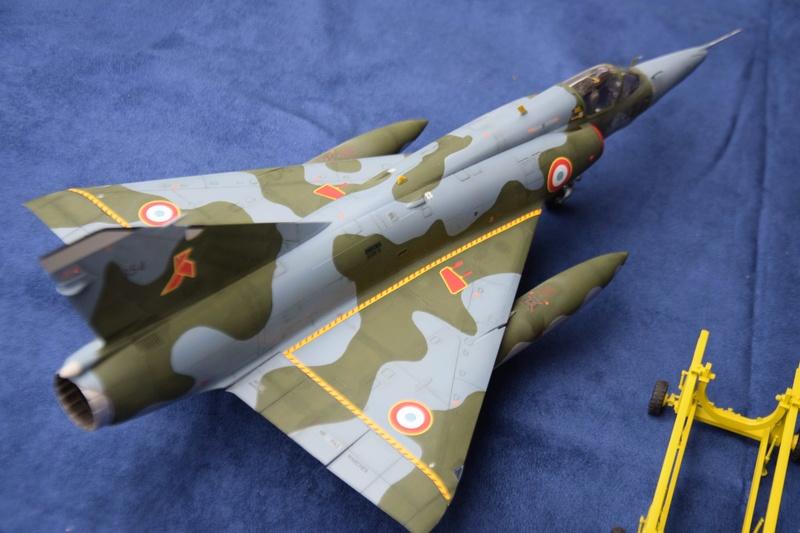Mirage IIIRD Italeri 1/32 Dsc_0075
