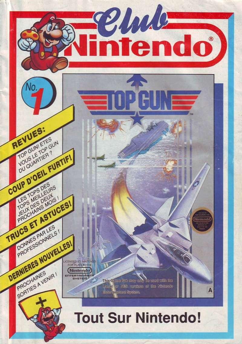 Rétrospective sur le Club Nintendo en France - Partie 1 1989_010