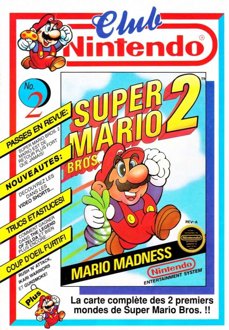 Rétrospective sur le Club Nintendo en France - Partie 1 1989_011
