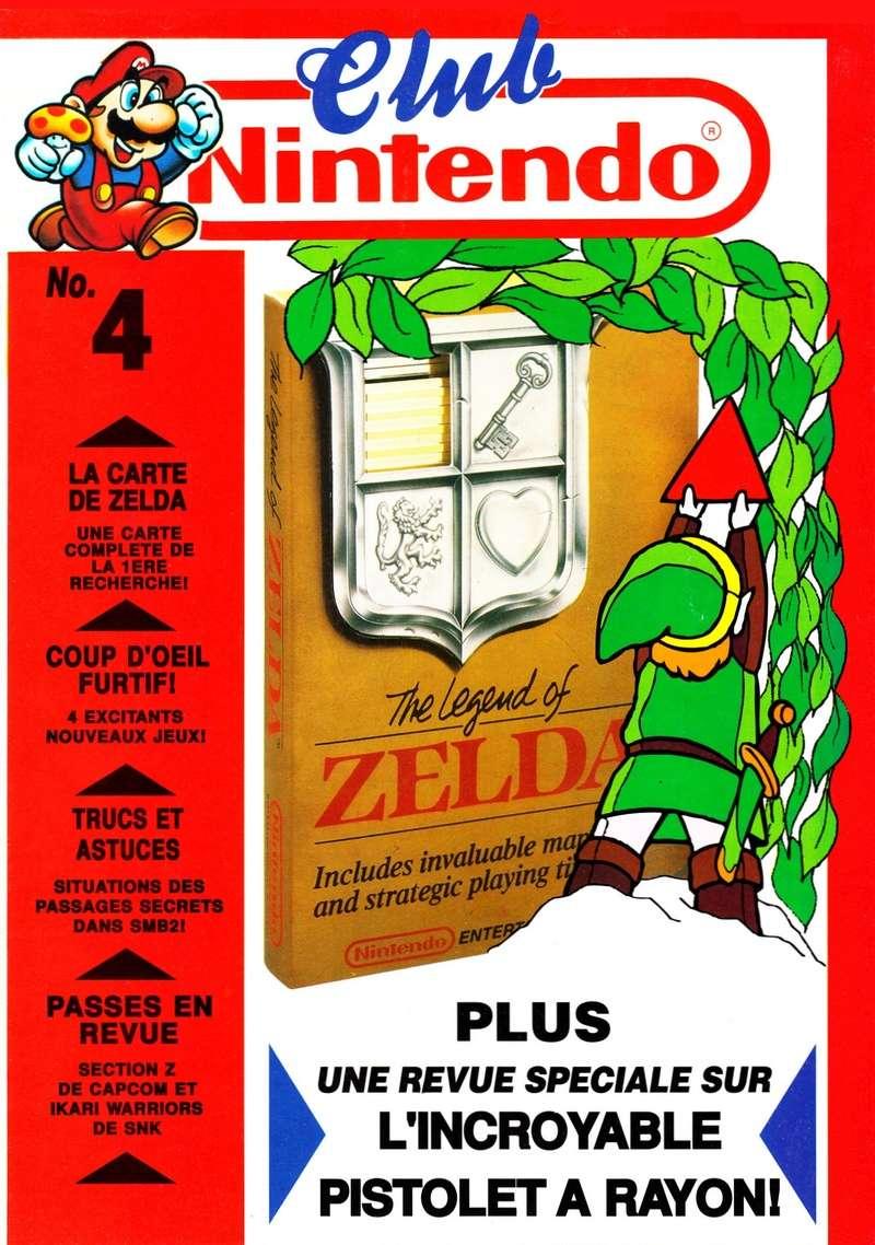 Rétrospective sur le Club Nintendo en France - Partie 1 1989_012