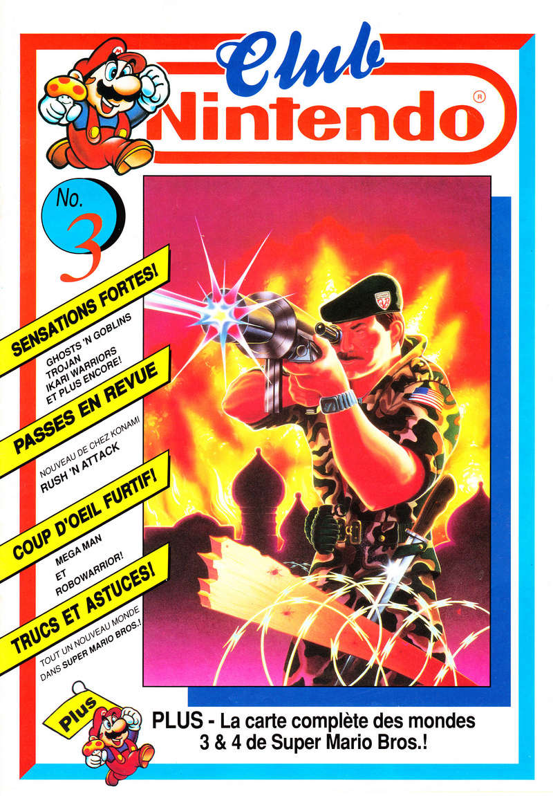 Rétrospective sur le Club Nintendo en France - Partie 1 1989_013