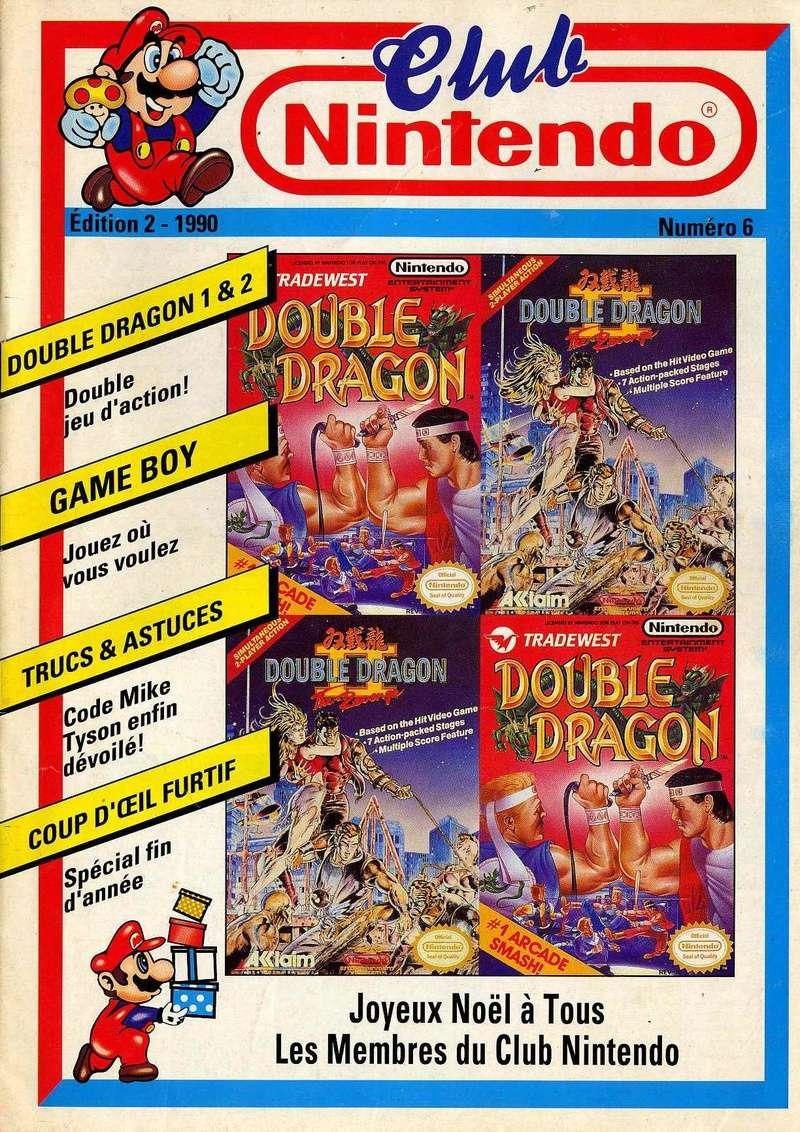 Rétrospective sur le Club Nintendo en France - Partie 1 1990_011