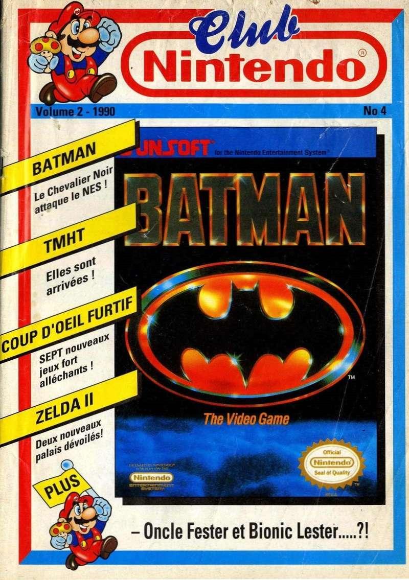 Rétrospective sur le Club Nintendo en France - Partie 1 1990_014