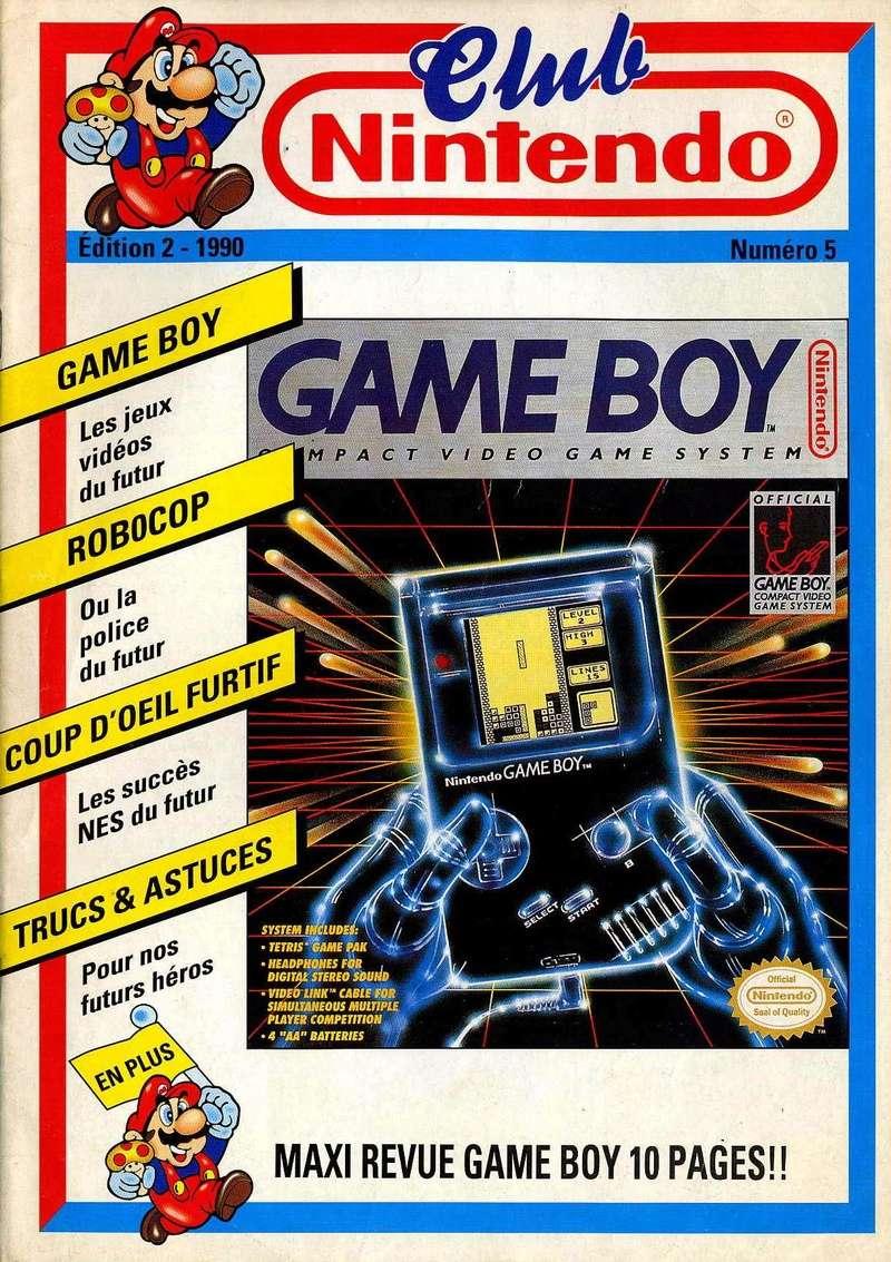 Rétrospective sur le Club Nintendo en France - Partie 1 1990_015