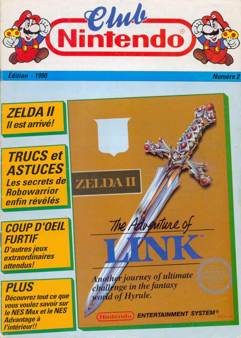 Rétrospective sur le Club Nintendo en France - Partie 1 1990_016