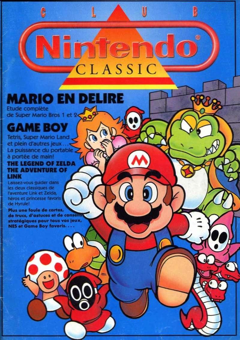 Rétrospective sur le Club Nintendo en France - Partie 1 1990_h10