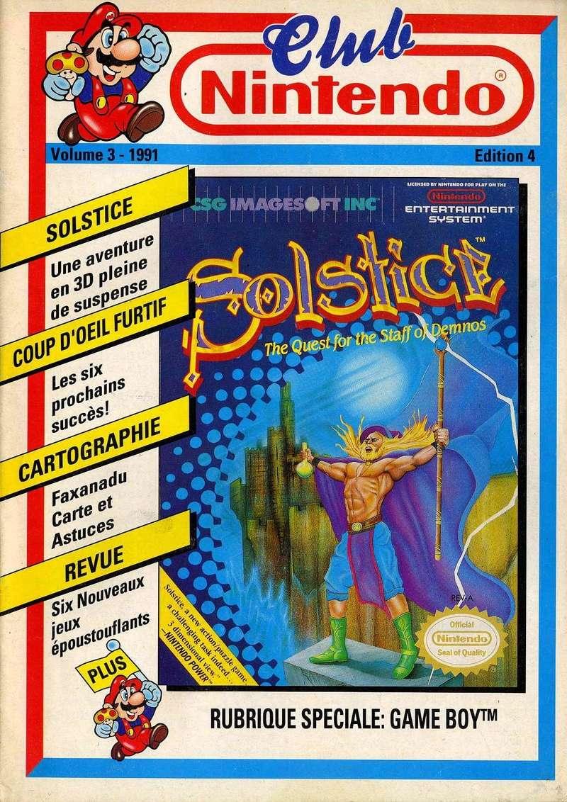 Rétrospective sur le Club Nintendo en France - Partie 1 1991_010