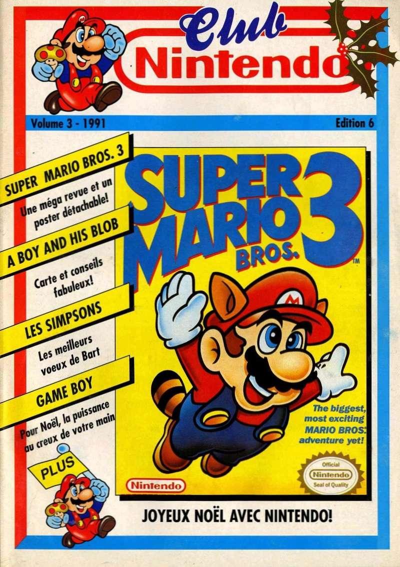 Rétrospective sur le Club Nintendo en France - Partie 1 1991_013