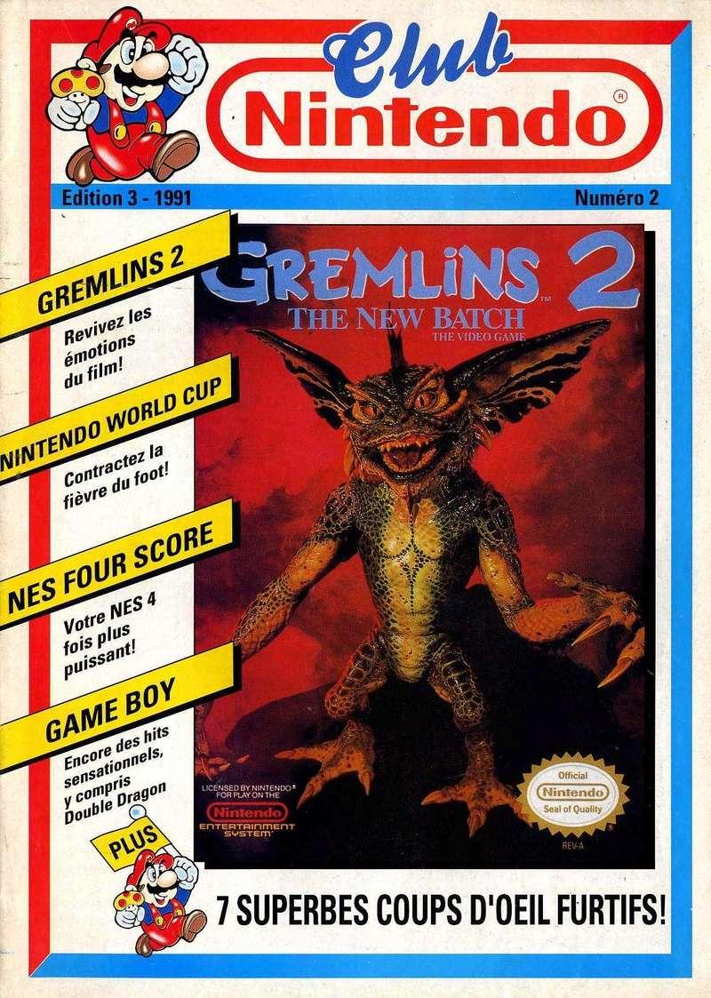 Rétrospective sur le Club Nintendo en France - Partie 1 1991_014