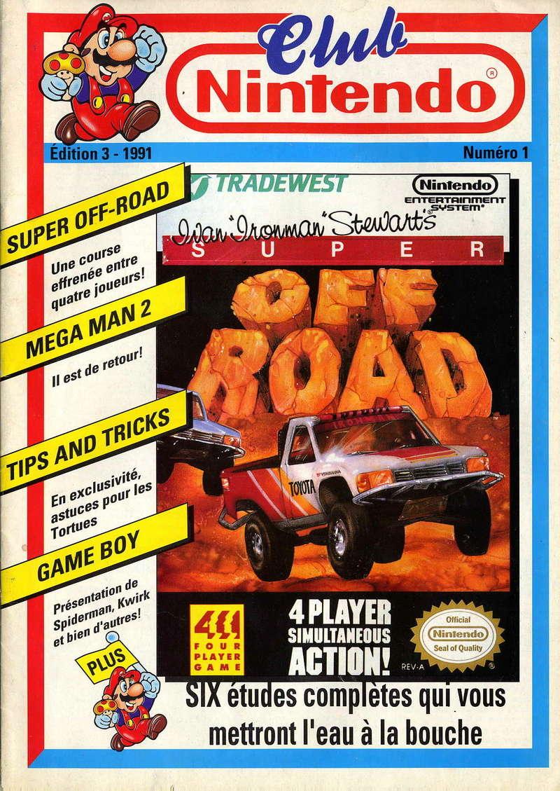 Rétrospective sur le Club Nintendo en France - Partie 1 1991_015
