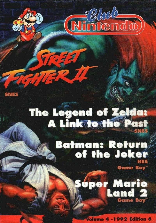 Rétrospective sur le Club Nintendo en France - Partie 1 1992_012