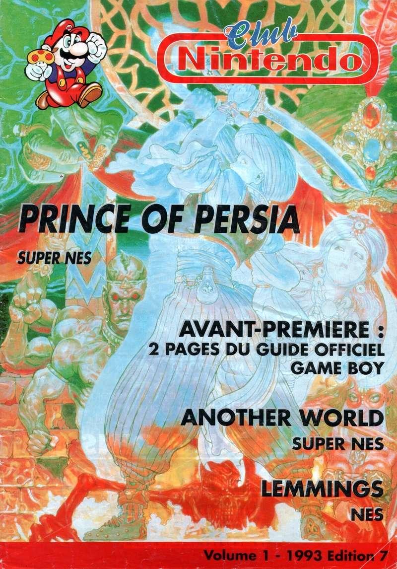Rétrospective sur le Club Nintendo en France - Partie 1 1993_010