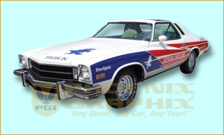 1975 Buick Pace Car Gm_19710