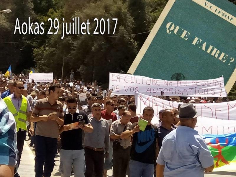 Ces algériens civilisés: un livre à la main, main dans la main! AOKAS 29 JUILLET 2017 - Page 2 1118