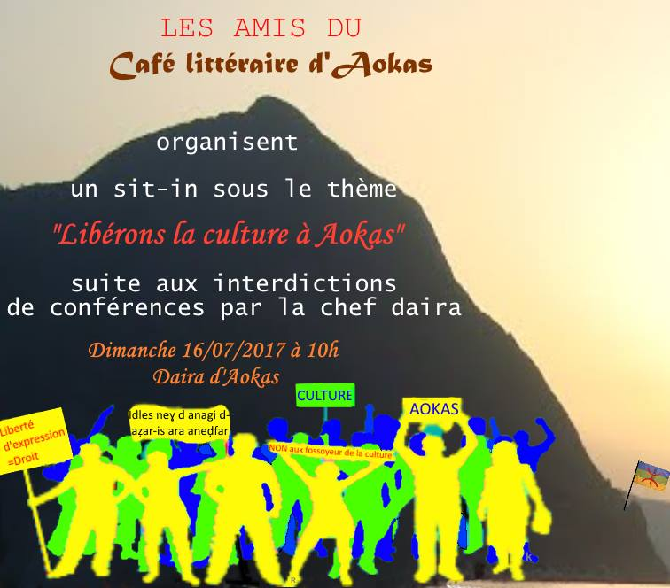 Libérons la culture à Aokas  180