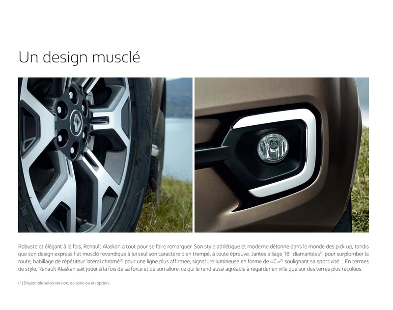 2016 - [Renault] Alaskan [U60] - Page 7 000311