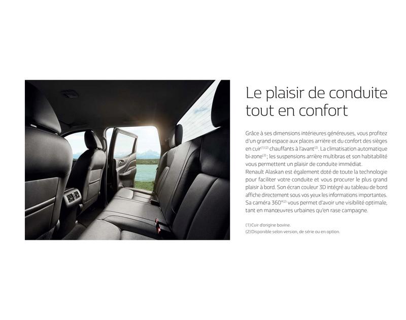 2016 - [Renault] Alaskan [U60] - Page 7 000411