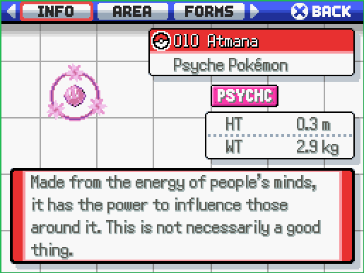 Pokémon RMN Version Prmn0610