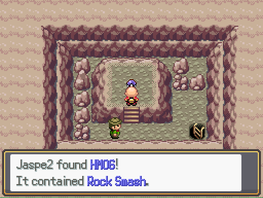 Pokémon RMN Version Prmn0810