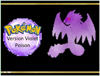 Pokémon Version Violet Poison Titre10