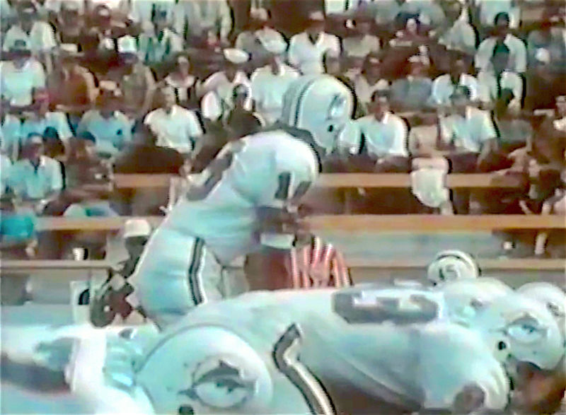 Dolphins 1966 mid-season logo switch Screen10