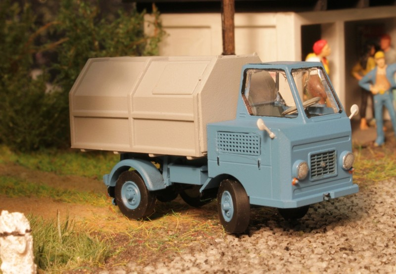 Multicar M22 (Auhagen) Multic10