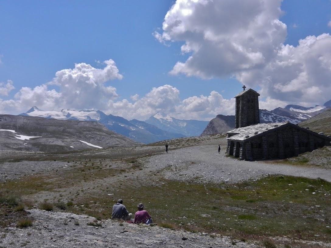 Col de l'Iseran  Dscn1511
