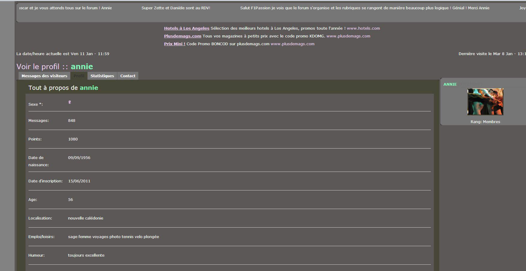 COMMENT NAVIGUER SUR CE FORUM ? Forum017