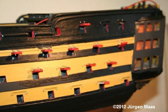 Jürgen's Baubericht Victory aus Holz 1:84 - Seite 27 Dezemb10