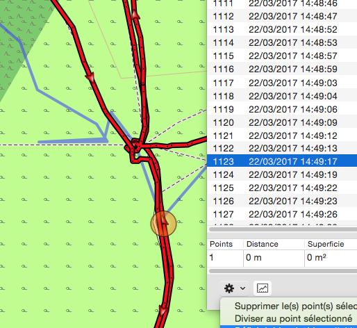 [Résolu]Regrouper des traces GPX dans Basecamp Captur12