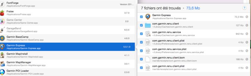 Problème démarrage garmin express sur mac  Captur14