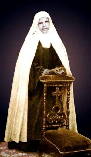 26 août Sainte Marie de Jésus crucifié (Maryam Baouardy) 20011710