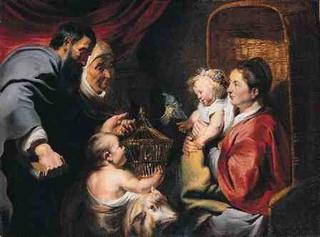 23 septembre Saints Zacharie et Elisabeth Elisab10