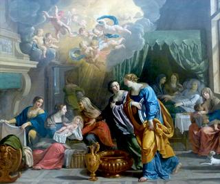 8 septembre Nativité de la Très Sainte Vierge Marie La-nat10
