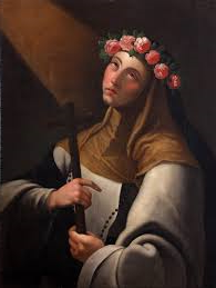 23 août Sainte Rose de Lima Sans-t10
