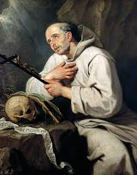 6 octobre Saint Bruno de Cologne (Le Chartreux) Sans-t50