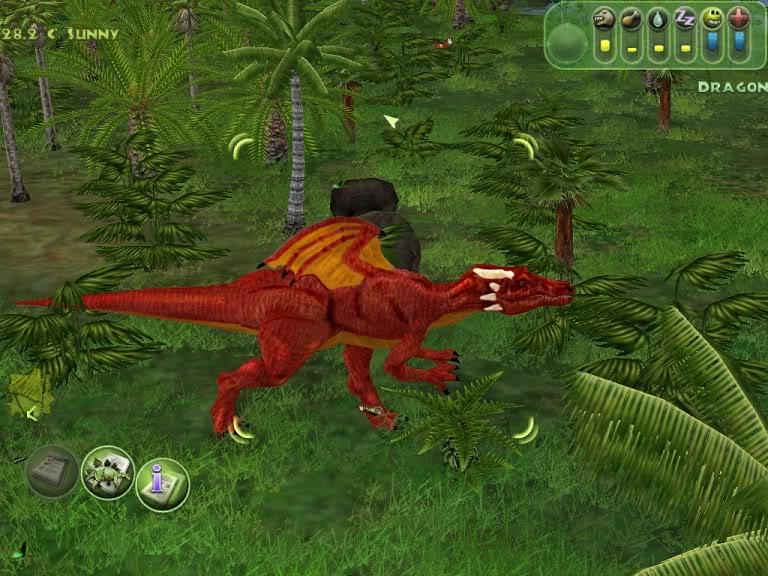 Dragon Spinosaurus Dragon10