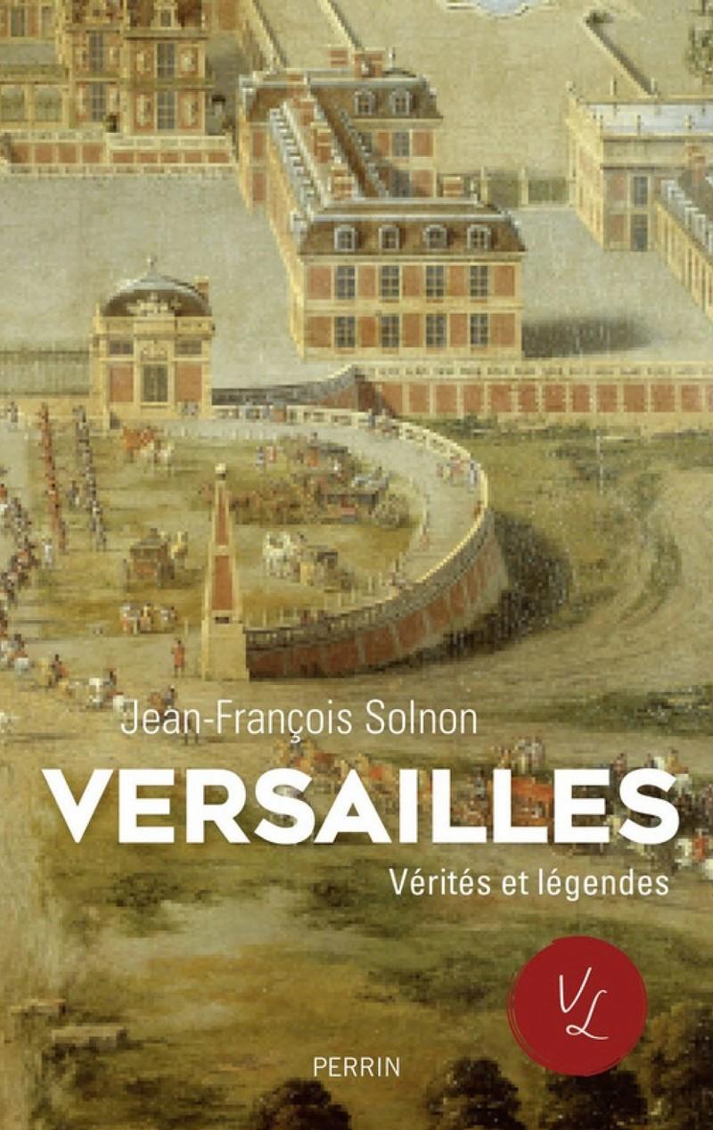 Livre « Versailles. Vérités et légendes » 002f7710