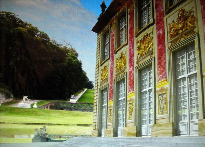Marly - Juillet 1789: Dernier séjour à Marly Andrel11