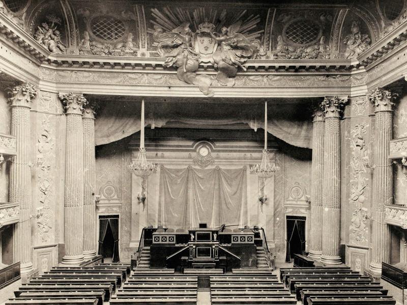 Opéra royal  O110