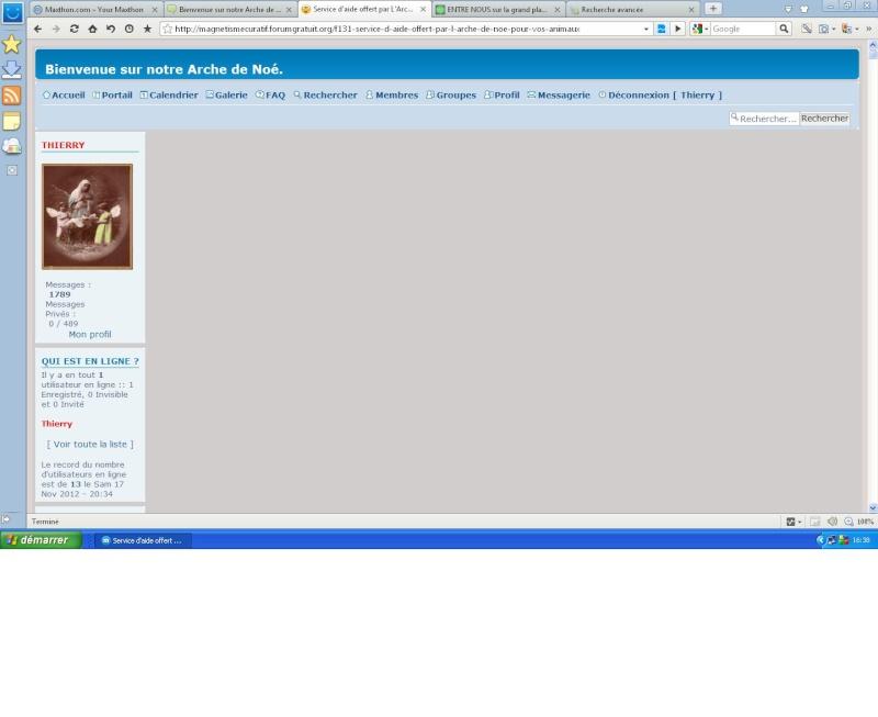 Impossible de poster sur mon forum Image_10