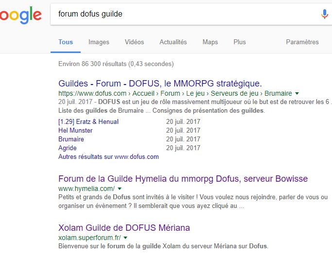 Recherche Google Xolam Google12