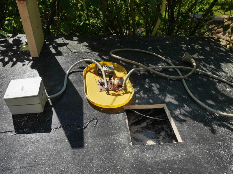 Chauffage solaire DIY pour piscine - Page 2 P1010617