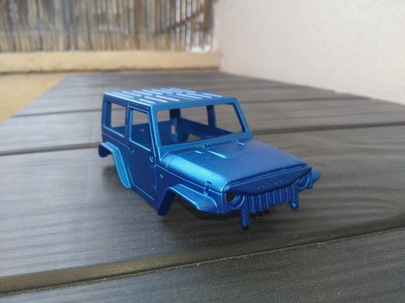 Orlandoo Hunter Jeep 1/35  21729310