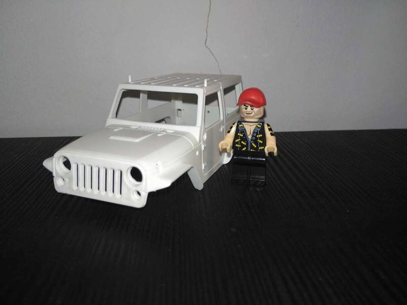 Orlandoo Hunter Jeep 1/35  21733010