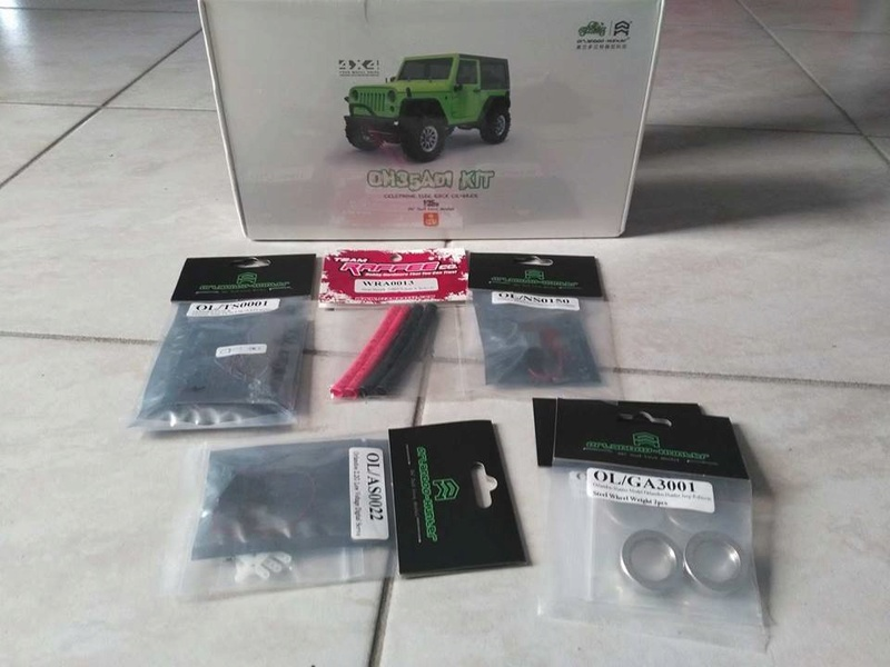 Orlandoo Hunter Jeep 1/35  21761610