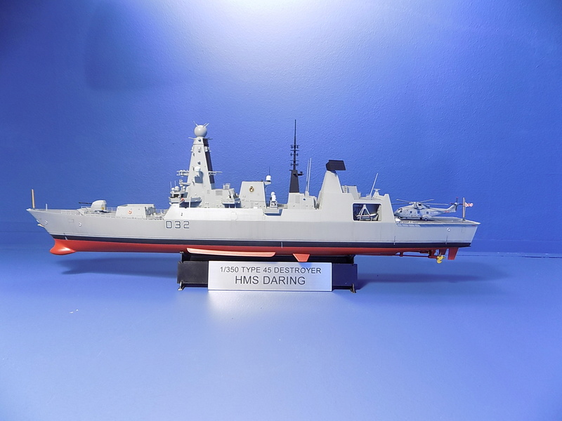 HMS DRAGON Destroyer Type 45 Airfix 1/350 + P.E Bigblueboy - Page 2 Dscn0512