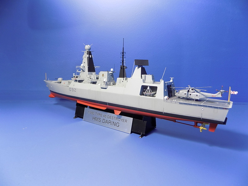 HMS DRAGON Destroyer Type 45 Airfix 1/350 + P.E Bigblueboy - Page 2 Dscn0513