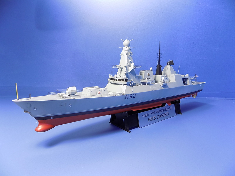 HMS DRAGON Destroyer Type 45 Airfix 1/350 + P.E Bigblueboy - Page 2 Dscn0514