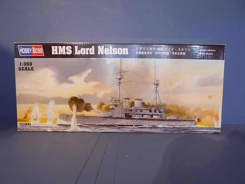 HMS LORD NELSON Hobbyboss 1/350ème Dscn0851